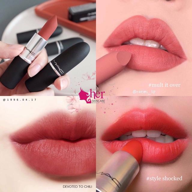 Son M.A.C Powder Kiss Lipstick