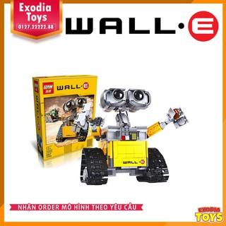 Robot biết yêu WALL E – Walt Disney | LEPIN 16003 – Lego Ideas 21303