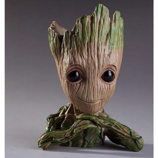 Mô hình nhân vật Groot trong phim Vệ Binh Dải Ngân Hà bằng PVC độc đáo