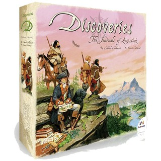 Discoveries: The Journals of Lewis & Clark – Trò chơi board game