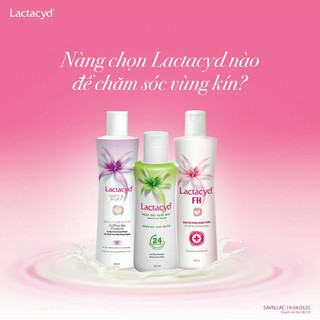 Dung dịch vệ sinh LACTACYD 1