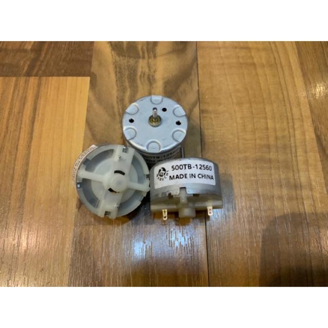 Motor RF-500 TB-12560 hộp đồng hồ xoay