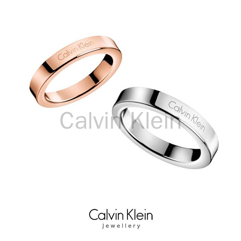 2022 New Nhẫn Calvin Klein Ck Sang Trọng