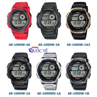 Đồng hồ nam casio FREESHIP Đồng hồ casio AE-1000W AE-1000W-3A AE-1000W-1A3 AE-1000W-1A AE-1000WD-1A thumbnail