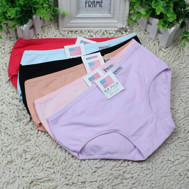 Combo 5 quần 10 quần lót HP cotton xuất Mỹ | WebRaoVat