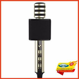 [ Siêu rẻ ] Micro Karaoke Bluetooth K7