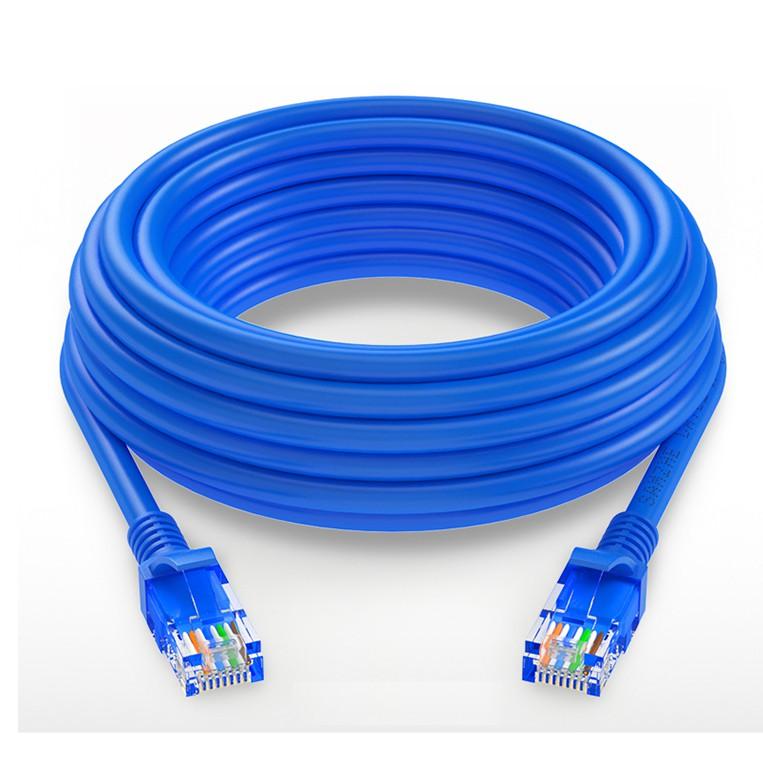 Dây Cáp Mạng Internet Bấm Sẵn 2 Đầu Dài 10M