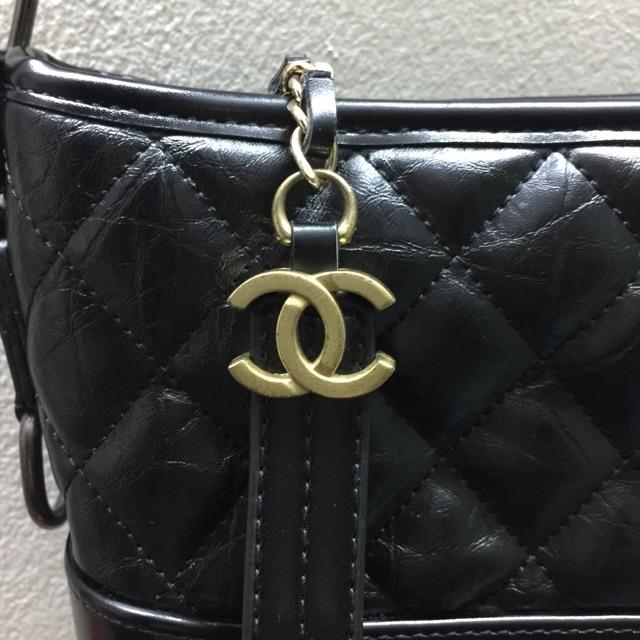 Chanel hobo