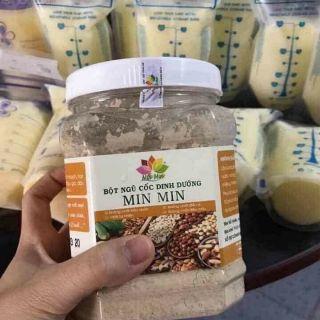 Ngũ cốc dinh dưỡng Min Min 500g