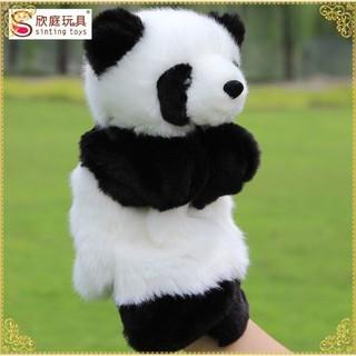 Sale Giá Gốc- Rối bàn tay gấu Panda đáng yêu phát triển trí tuệ cho bé [Cực Đẹp]