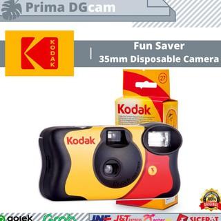 Camera Hành Trình Kodak Funsaver 35Mm