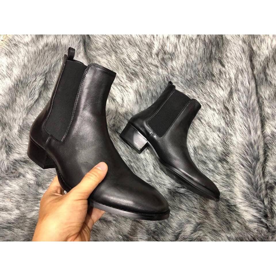 [VN BOOT - TÂN ĐỨC] Chelsea boot leather ( SLP ) 1:1 authentic