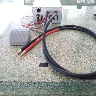 Máy hàn cell pin , hàn điểm mini ( có và không có cân lực )