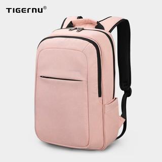 Balo Tigernu 3090B Cho Nữ Có Cổng USB Kiểu Thiết Kế Chống Trộm Hợp Thời Trang