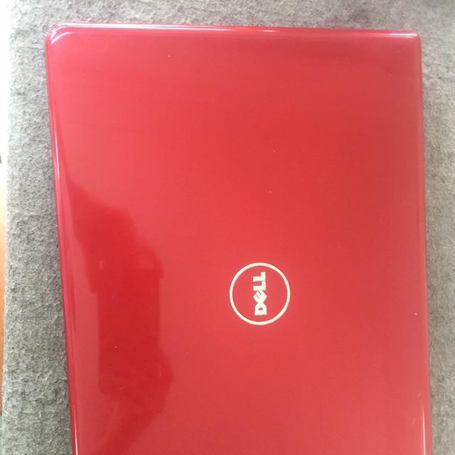 Bán Dell Core I3 Ram 2gb Hdd 320gb Màu đỏ đẹp Máy Tính Giá Rẻ