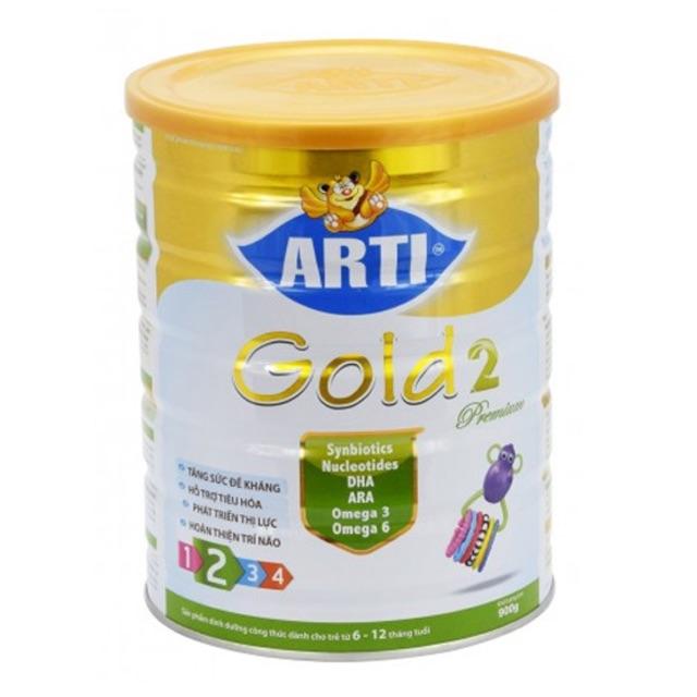 Sữa arti gold 2 premium hộp 900g date:2020 - 3182106 , 1261500632 , 322_1261500632 , 320000 , Sua-arti-gold-2-premium-hop-900g-date2020-322_1261500632 , shopee.vn , Sữa arti gold 2 premium hộp 900g date:2020