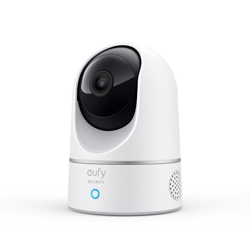 Camera Wifi trong nhà Eufy Indoor T8410 2K camera 360 độ - tích hợp AI, video chất lượng cao, sắc nét, Đàm thoại 2 chiều