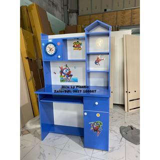 Bàn học nhựa đài loan cho bé cực đẹp giá rẻ FREESHIP tận nhà KV HCM