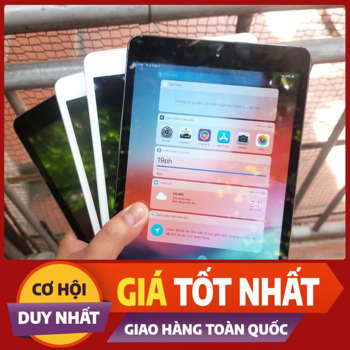 Máy tính bảng iPad Mini 2 - Tặng bao da thông minh