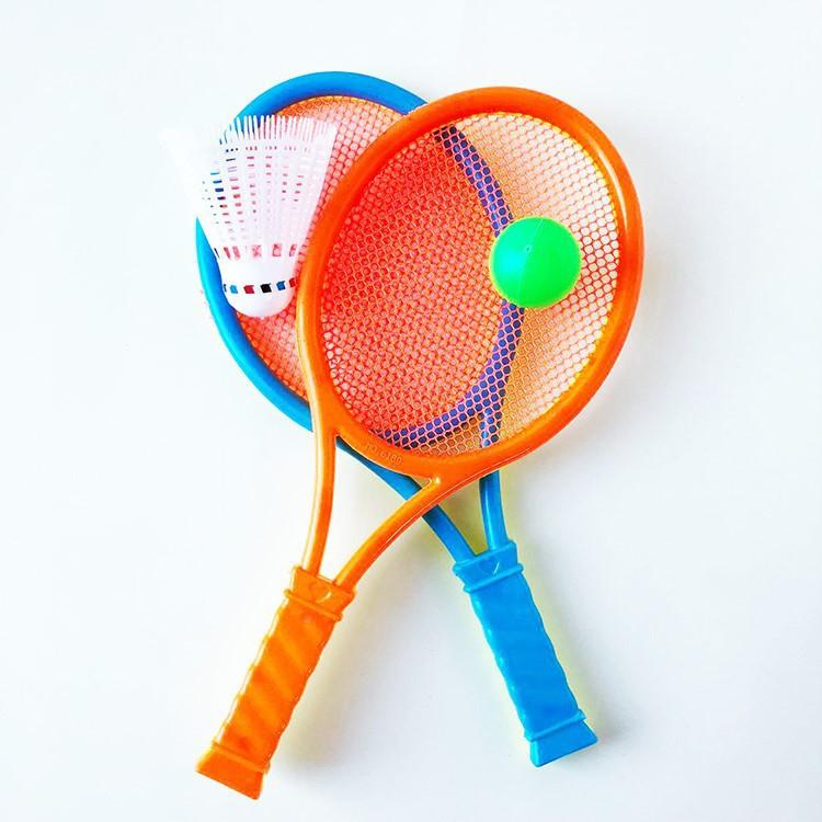 Đồ chơi bộ vợt cầu lông cho bé ( giá hấp dẫn)