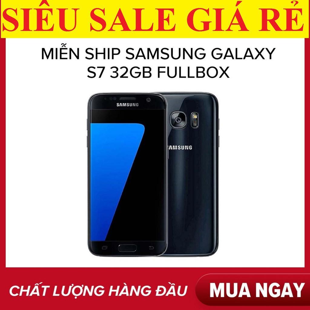 Điện thoại samsung galaxy s7 - MỚI CHÍNH HÃNG