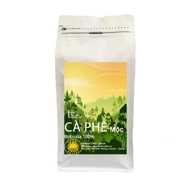 Cà Phê Nguyên Chất Robusta-Cà Phê [Mộc] - TACHI Coffee[500gr]