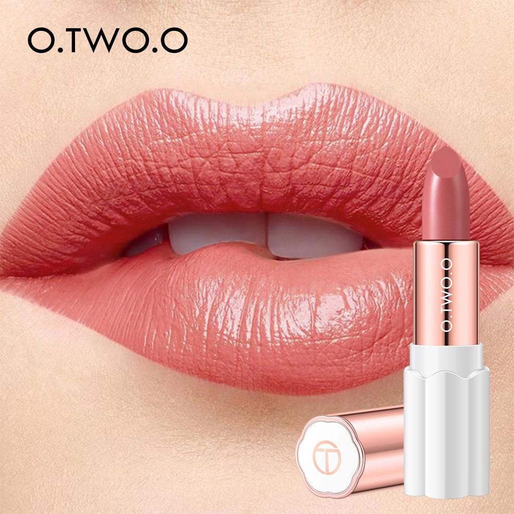 Son môi O.TWO.O màu lì thời trang cho nữ 28g