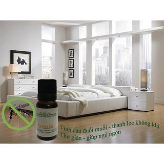 Hình ảnh Combo 2 chai tinh dầu sả java đuổi muỗi 10ml IAT nguyên chất 100%-3