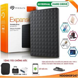 ổ cứng di động Seagate Expantion 500GB USB 3.0