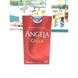 (Chính hãng có tem tích điểm) Sâm Angela gold