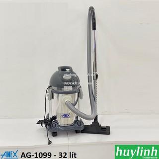 Máy hút bụi công nghiệp Anex AG-1099 - 32 lít - Malaysia