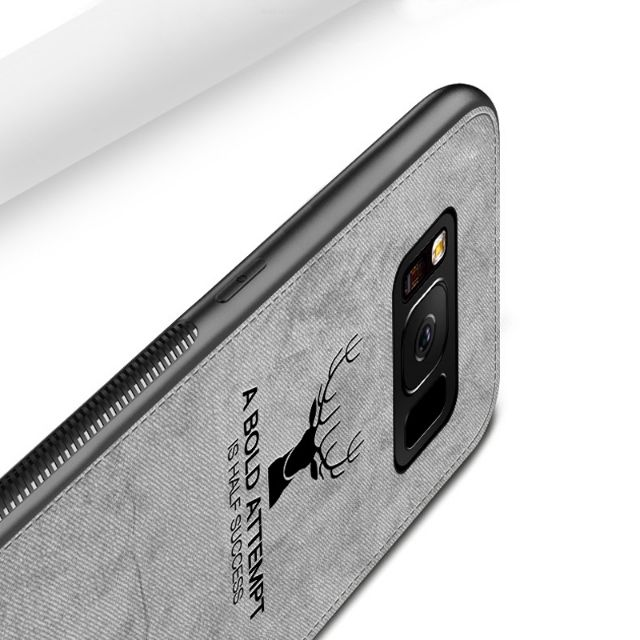 Ốp lưng silicon mềm cho Samsung Galaxy S8, S9, Note 8, Note 9