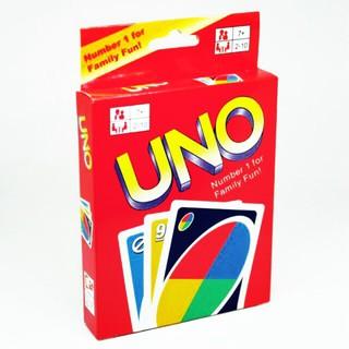 Bài Uno cơ bản bản đẹp gia rẻ vô đối C6 in 1