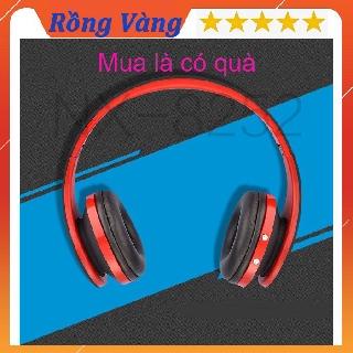 Tai nghe chụp tai bluetooth NX 8252 gấp gọn Âm thanh chuẩn thumbnail