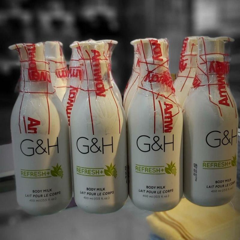 (hàng Mới Về) Sữa Dưỡng Thể Chiết Xuất Từ Sữa Dưỡng Thể