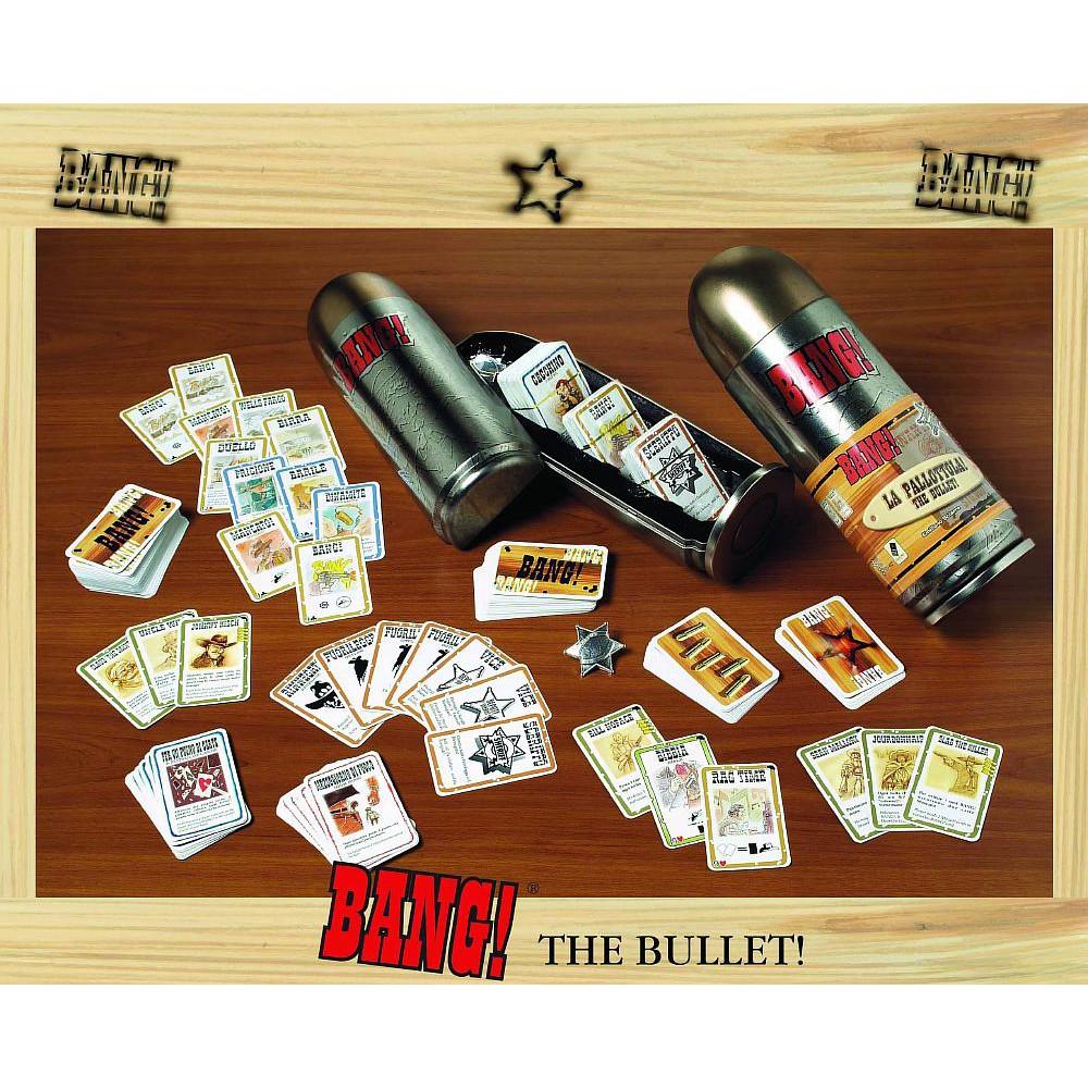 Bài Bang ! The Dice Game