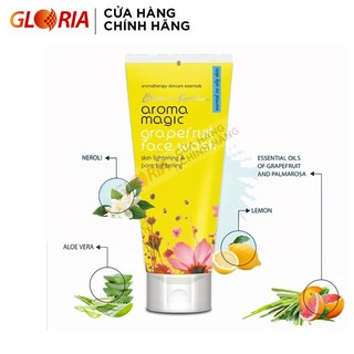 Sữa rửa mặt Aroma Magic Grapefruit Face Wash 100ml thumbnail