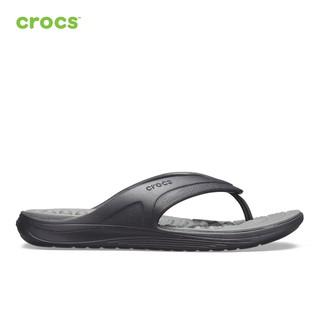 Dép xỏ ngón Unisex Crocs - Reviva 205545-0DD thumbnail