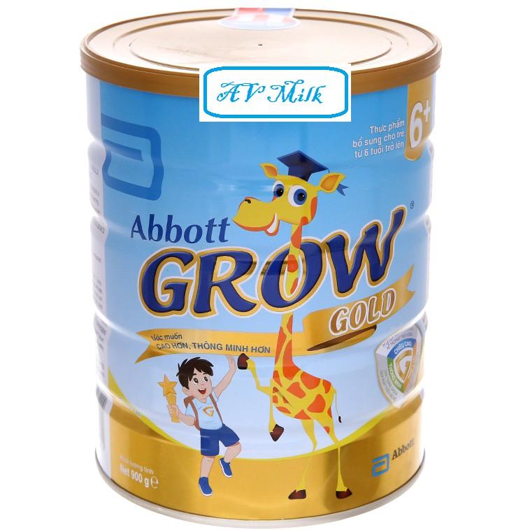 Sữa Abbott Grow Gold 6+