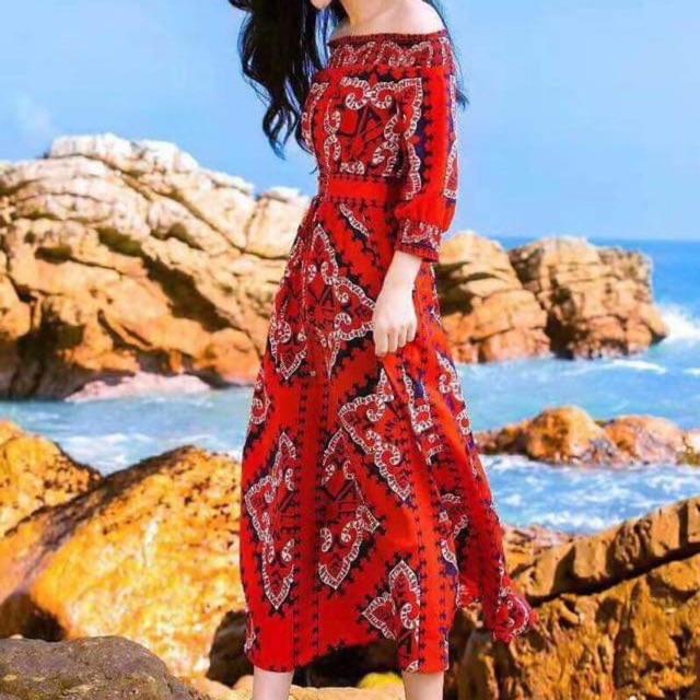 Đầm maxim big size