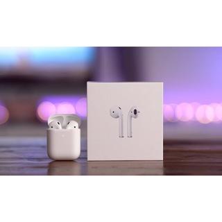 Tai Nghe Không Dây Bluetooth Airpods 2 Cao Cấp Định Vị Đổi tên Cảm Biến Chạm Check Setting ( Bh Lỗi 1 đổi 1 12 tháng) thumbnail