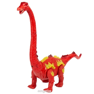 Boys Projection Long Neck Model Electric Walking Kids Gift Educational Dinosaur Toy