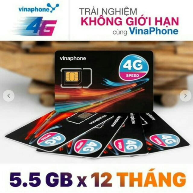 Sim Vinaphone D500