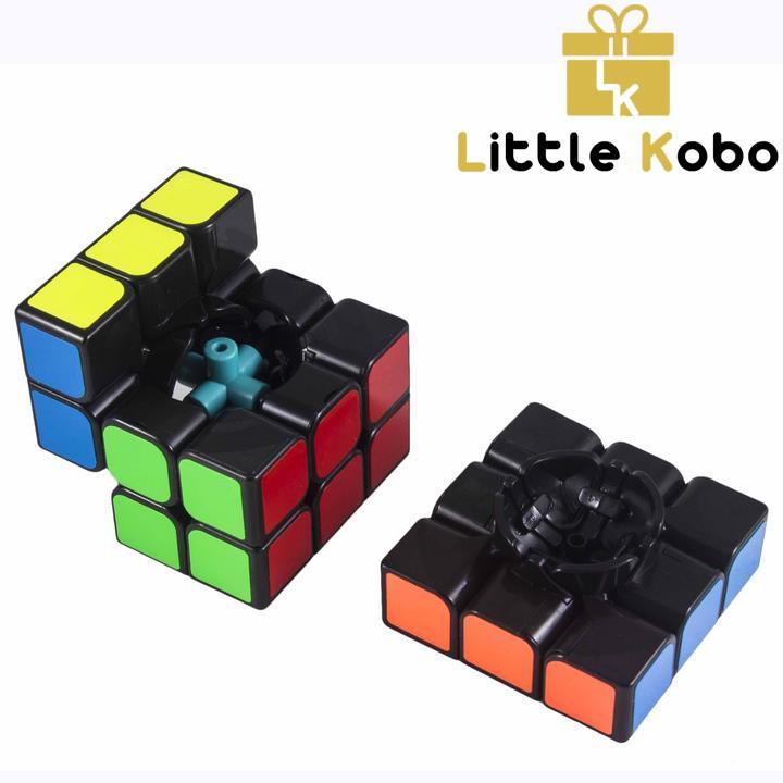 Rubik 3x3 YJ GuanLong V3 YongJun Viền Đen Rubic 3 Tầng Đồ Chơi Trí Tuệ