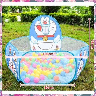 [ƯU ĐÃI KHỦNG] Lều Doraemon (không kèm bóng) vui nhộn CỰC ĐẸP