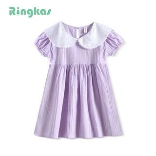 váy bé gái mùa hè váy cho bé gái đầm bé gái đầm bé gái váy hè bé gái váy bé gái size đại Đầm Hàn Quốc Cho Bé Đầm maxi bé gái Đầm Thời Trang Cho Bé Gái 3-10 Tuổi