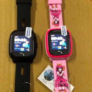 [Mã ELMSHX hoàn 8% xu đơn 500K] Combo đồng hồ đv DF25 mẫu mới hồng đen thumbnail