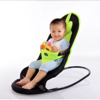 Ghế nhún cho bé đa năng bập bênh - loại tự rung có đồ chơi cho trẻ ngủ thumbnail