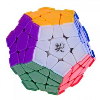 [Like new 70%] Đồ chơi Rubik biến thể Dayan Megaminx stickerless