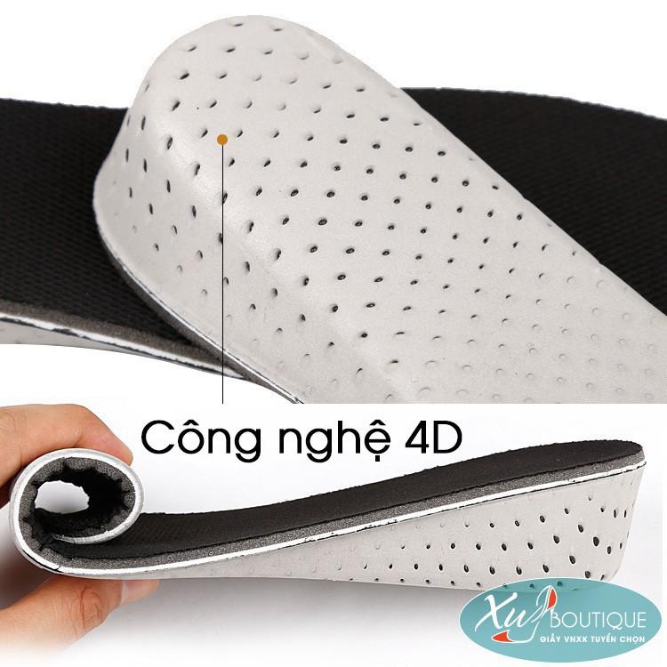 [ Hàng Hot]  Lót Giày Tăng Chiều Cao 4D EVA - RẺ NHẤT VN